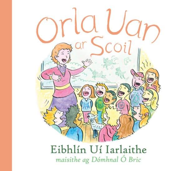 Orla Uan ar Scoil